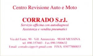 Premio Orione 2019 - Ringraziamento Corrado S.r.l.