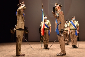 """Esercito, cambio al vertice della Brigata """"Aosta"""" Dopo due anni, il generale Bruno Pisciotta cede il comando al parigrado Giuseppe Bertoncello"""