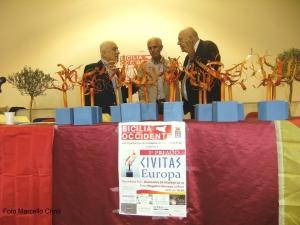 Barcellona Pozzo di Gotto: la prima edizione del Premio Civitas Europa promosso da Sicilia Occidente
