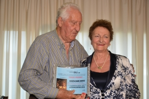 3° premio, per la sezione poesia in Italiano ad ARTEINCENTRO 2016