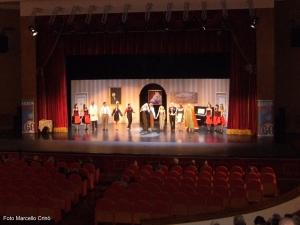 Barcellona Pozzo di Gotto: al Teatro Mandanici una rilettura della celebre operetta al Cavallino Bianco