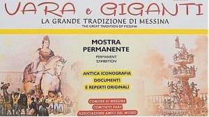 MOSTRA PERMANENTE VARA E GIGANTI COMITATO VARA ASSOCIAZIONE AMICI DEL MUSEO DI MESSINA