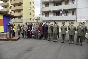 L'Esercito per le famiglie Nuovo asilo nido per 25 bambini, figli dei militari della Brigata Aosta e dei cittadini messinesi