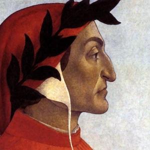 """Ricordando Dante  padre dell' """"unita' linguistica d' Italia"""" ha veicolato principi e valori universali"""
