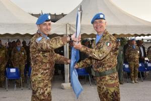 Missione in Libano, cambio al CSS Battalion.  Il Reggimento Logistico di Palermo assume il comando della componente logistica del contingente italiano della missione in Libano