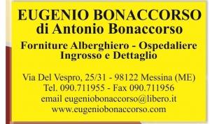 Premio Orione 2019 - Ringraziamento Antonino Bonaccorso, tessuti