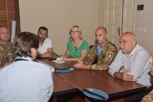 Missione in Libano: gestire la crisi in supporto alla popolazione. Nella missione UNIFIL, il contingente nazionale e il Dipartimento della Protezione Civile Italiana approfondiscono la gestione della crisi in caso di eventi naturali calamitosi.