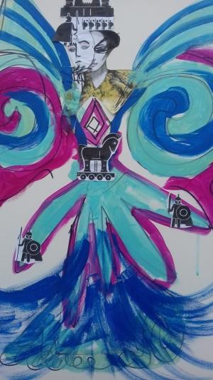 Mostra d'arte di Daniela Ferrero All' Hotel Excelsior Palace di Taormina 31 agosto ore 10.30