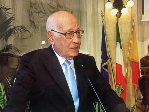 E' morto Nino Calarco, già direttore della Gazzetta del Sud e Senatore della Repubblica