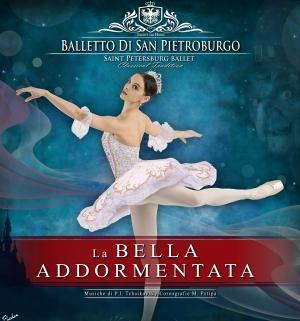 Barcellona Pozzo di Gotto: in scena al Teatro Mandanici La Bella Addormentata con il Balletto di San Pietroburgo