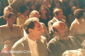 Marcello Crinò ricorda Franco Battiato e Bartolo Cannistrà