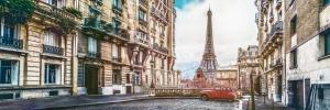 DOVE ABITARE A Parigi? In giro a Parigi con...