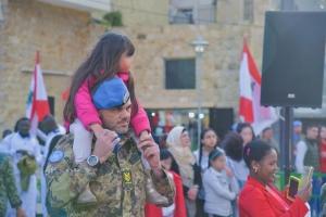 I Lancieri di Aosta di Palermo subentrano ai colleghi del Reggimento Cavalleggeri Guide nella missione in Libano