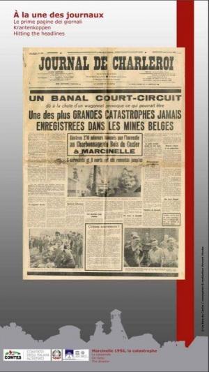 Ricordiamo i nostri emigranti in miniera in Belgio
