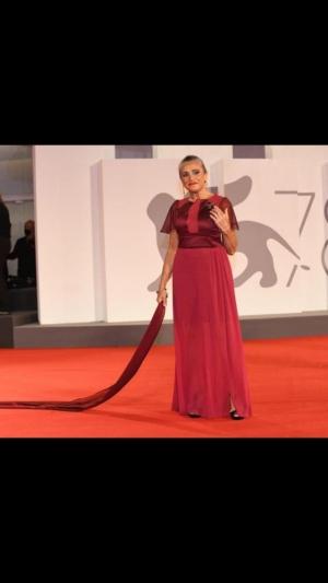 Nel firmamento del Cinema brilla la fulgida stella del Sud Guia Jelo alla Mostra del Cinema di Venezia