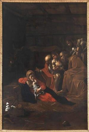 Nuova illuminazione per i due dipinti di Caravaggio esposti al MuMe di Messina.