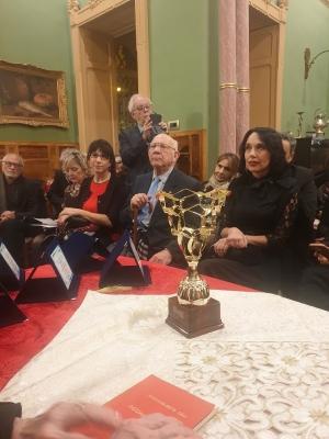 Premio Mare Nostrum e Celeste Celi  ricordando il terremoto di Messina del 1908
