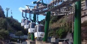 Rinviata  a Taormina l' apertura della funivia al 28 novembre causa lavori manutenzione