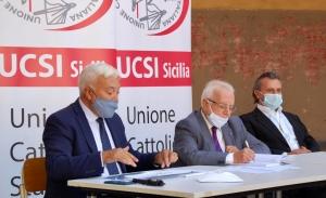 Domenico Interdonato riconfermato presidente Ucsi Sicilia. Eletto il nuovo consiglio regionale