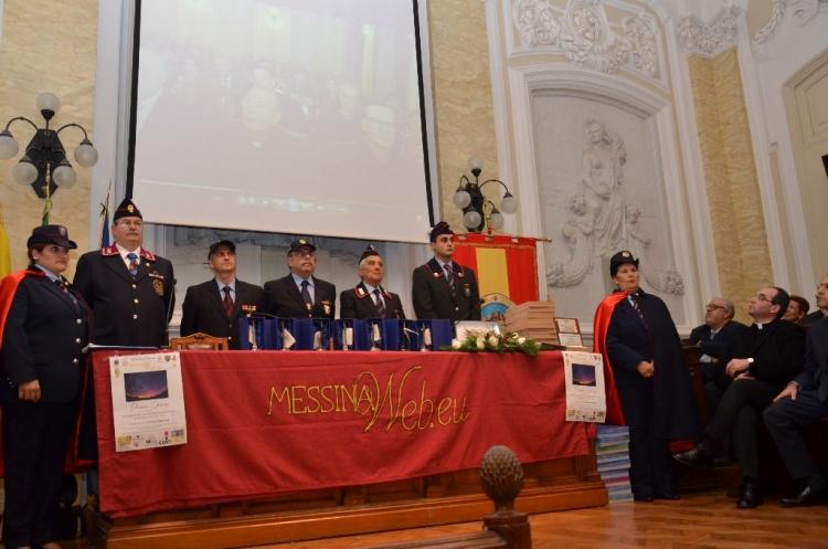 Premio Orione 2014 conferito al dott.  GIUSEPPE CALOGERO.
