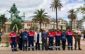 CELEBRATA CON ALTA SOLENNITA' A MESSINA LA FESTA DELLA REPUBBLICA