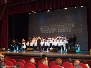 Barcellona Pozzo di Gotto: I Piccoli Cantori festeggiano al Mandanici la vittoria al concorso di Arezzo