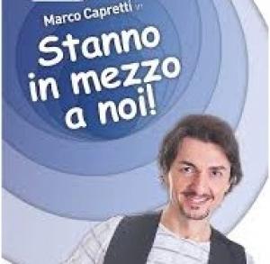 *Direttamente da Made in Sud e da SCQR* arriva a Messina il comico romano *Marco Capretti*1 febbraio al Teatro Savio di Messina