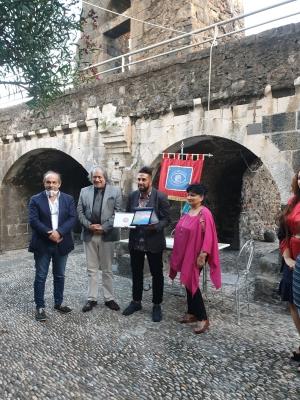 Angelo Faraci  regista rampante  con l'attesissimo suo film al De Seta di Palermo. 18 ottobre ore 15:00