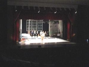 """Barcellona Pozzo di Gotto: al Teatro Mandanici apprezzamenti del pubblico per """"La tempesta"""" di William Shakespeare riletta da Roberto Andò"""