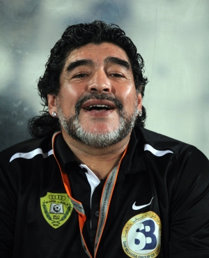 Clamoroso: è deceduto  Diego Armando Maradona