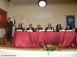 Barcellona Pozzo di Gotto: Premio Rotary Club e targa alla carriera artistica di Emilio Isgrò