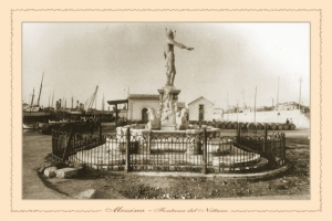 Messina - Fontana del Nettuno