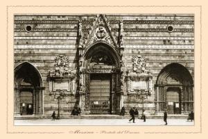 Messina - Portale del Duomo