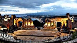 Natale a Taormina alla Casa del Cinema ed a Palermo tra musica e teatro e film muto