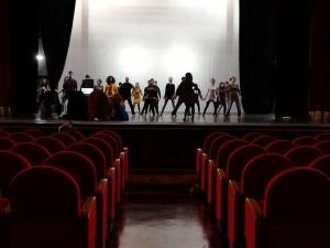 """Barcellona Pozzo di Gotto: al Teatro Mandanici la coreografa Alice Rella per """"D'Artagnan e i tre moschettieri"""""""