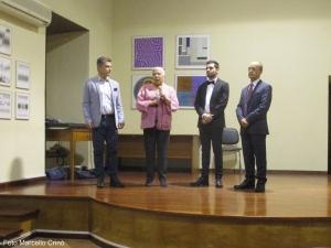 Barcellona Pozzo di Gotto: consegnato al chitarrista Michele Francesco De Fazio il Premio Michele Giamboi