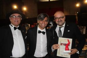 Premiati messinesi Renato Di Pane e Salvatore Gazzara a Napoli