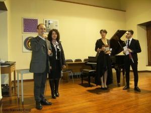 Barcellona Pozzo di Gotto: il Duo Berro-Pafumi per i concerti dell'Associazione Mandanici