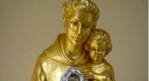 Le reliquie del venerato Sant'Antonio  saranno a Messina il 31 maggio