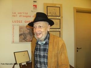 Barcellona Pozzo di Gotto: l'arte di Luigi Ghersi in un convegno/mostra di Progetto Città