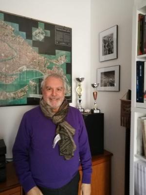 Il noto ing. Enzo Siviero noto progettista di Ponti, di Padova  ha conquistato ben 2 prestigiosi TROFEI  dell' ambìto Premio Mare Nostrum Mediterraneo 2020.